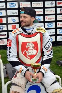 Hynek Štichauer se vrací do závodního kolotoče