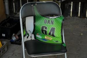 Dan Macl byl nakonec jediným českým účastníkem šestého Veteránkempu
