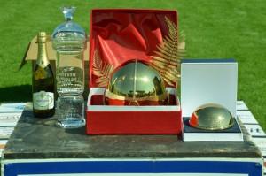 Trofej z roku 1988 již má ve své sbírce Martin Vaculík