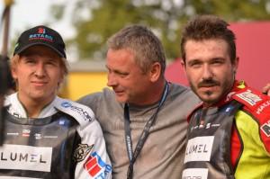Andrzej Lebeděvs vede evropský šampionát před Václavem Milíkem o pouhé čtyři body