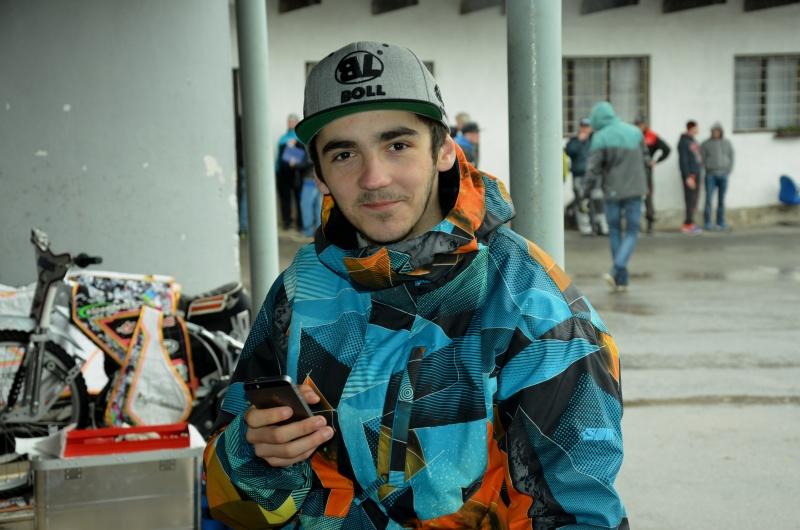 Zítra bude mít Michal Tomka jasno, kdy se posadí do sedla závodního motocyklu