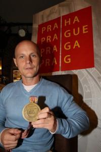 Josef Franc se pochlubil bronzovou medailí z dlouhodrážního mistrovství světa