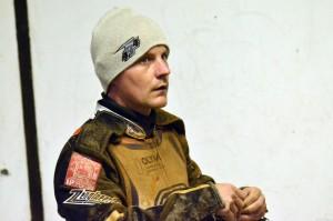 Josef Franc se ztotožnil s rozhodnutím předčasně ukončit závod