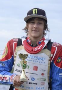 Daniel Klíma začal závodit na ploché dráze letos na jaře
