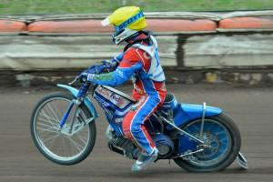 Petr Chlupáč zajel další skvělý závod