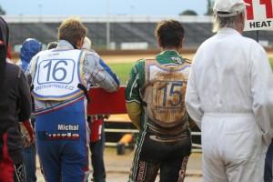 Michal Škurla (16) a Zdeněk Holub (15) pojedou mistrovství republiky juniorů naposledy