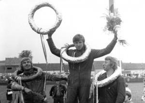 Březolupy 1974: Jan Verner, Jiří Štancl a Jan Holub