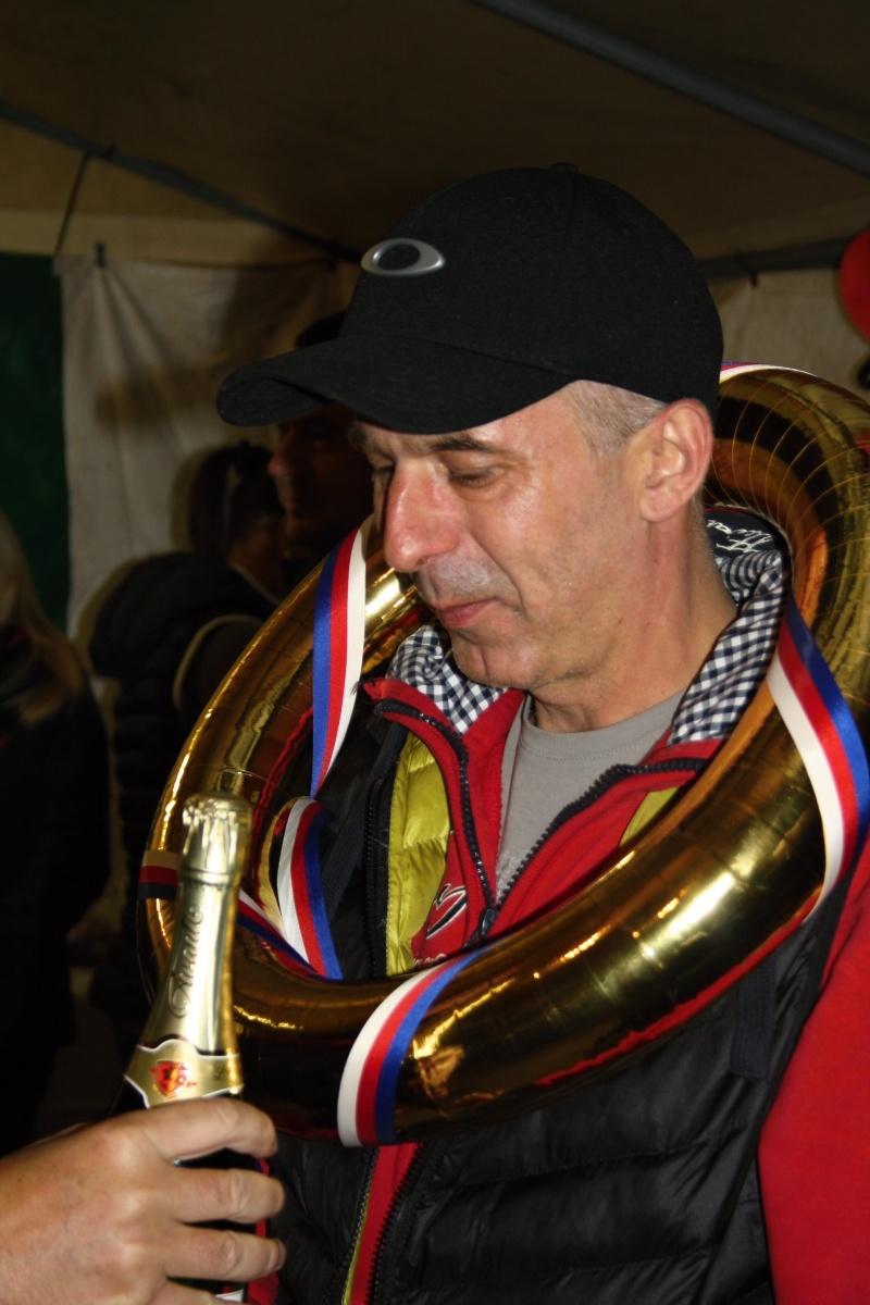 Jaroslav Petrák vyhrál hlavní závod