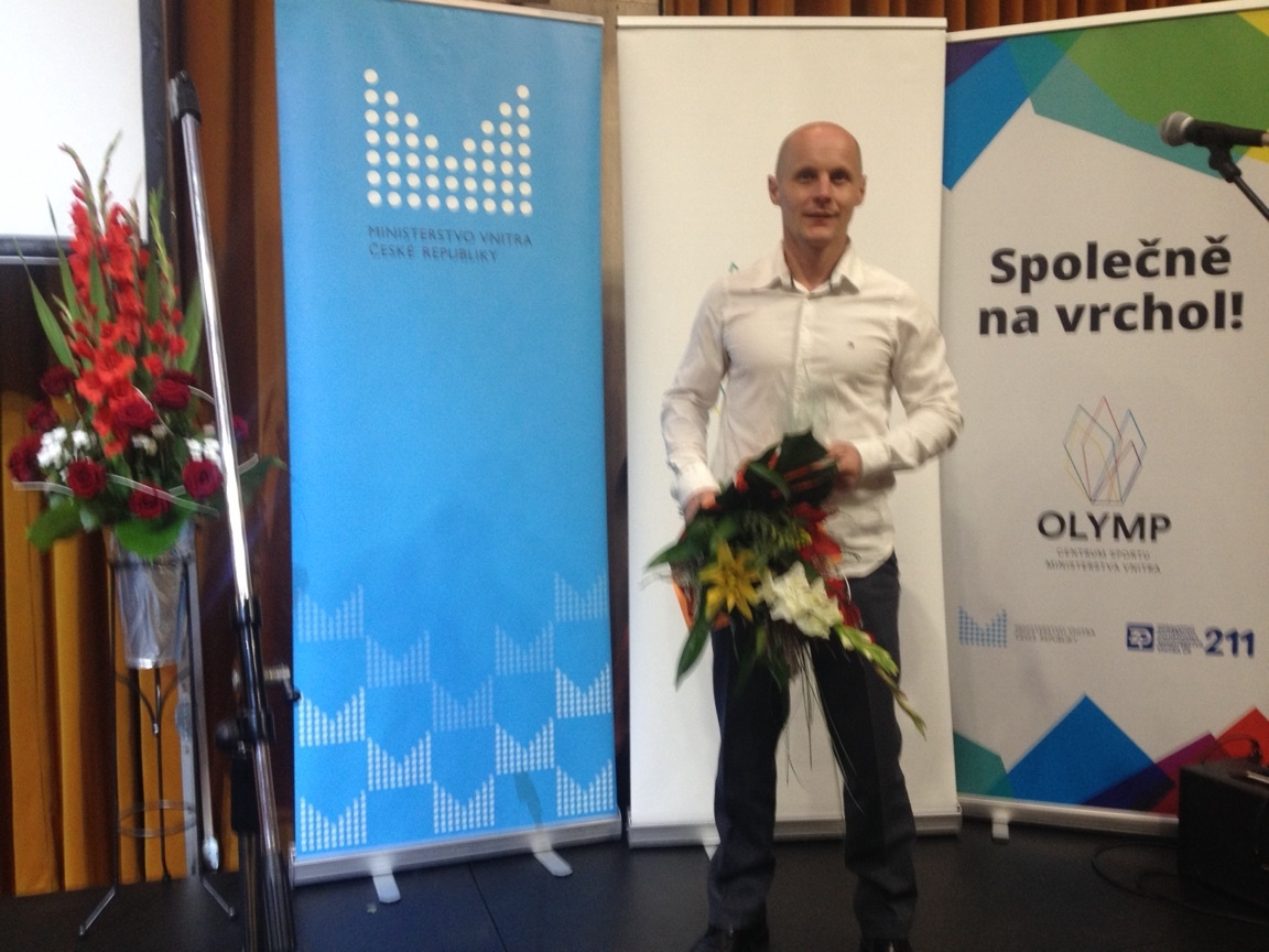 Josef Franc je devátým nejlepším sportovcem Olympu
