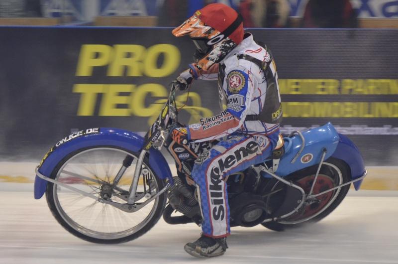 Zdeněk Holub v sobotu ve Freitalu nestartoval