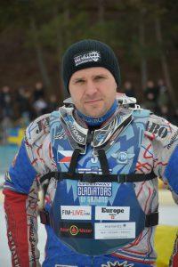Jan Klatovský tuto sezónu závodit nebude
