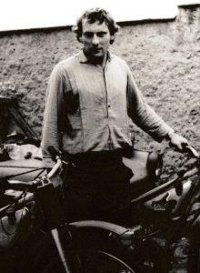 Václav Buranda se v prostředí ploché dráhy pohybuje bezmála padesát let